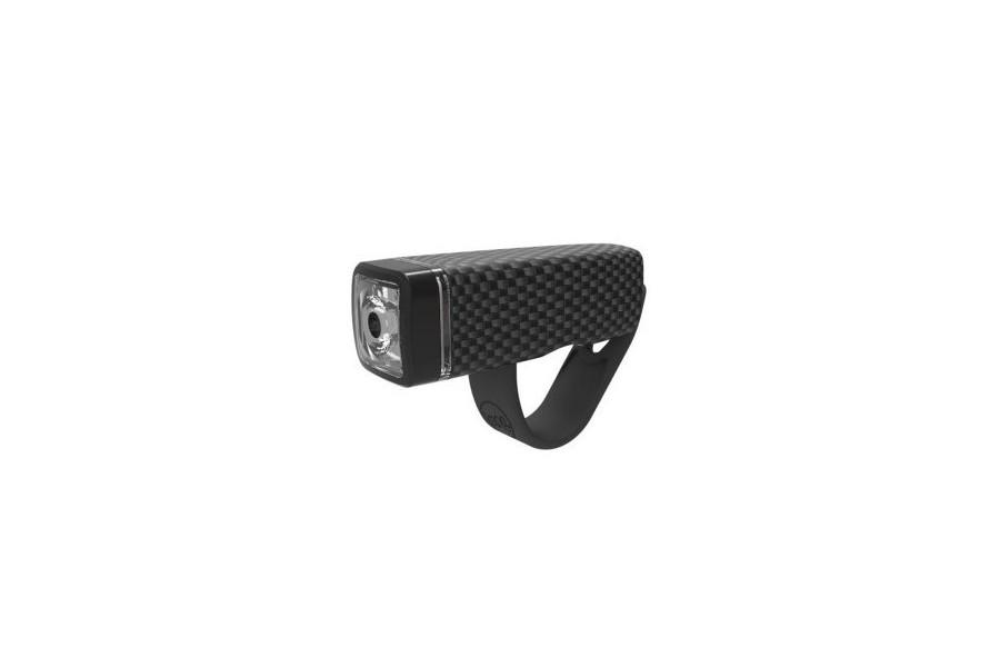 Luz Frontal Pila AA | Knog Pop | 35L | Carbon
