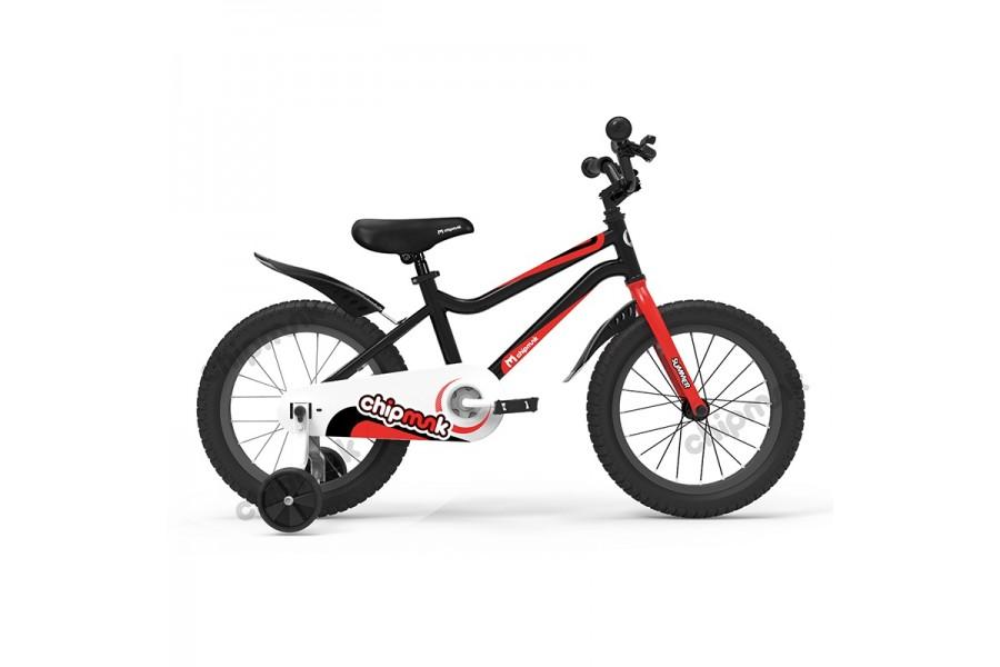 Bicicleta Infantil aro 16 | Chipmunk | Summer Negra