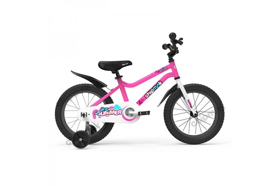 Bicicleta Infantil aro 16   Chipmunk   Summer Rosa