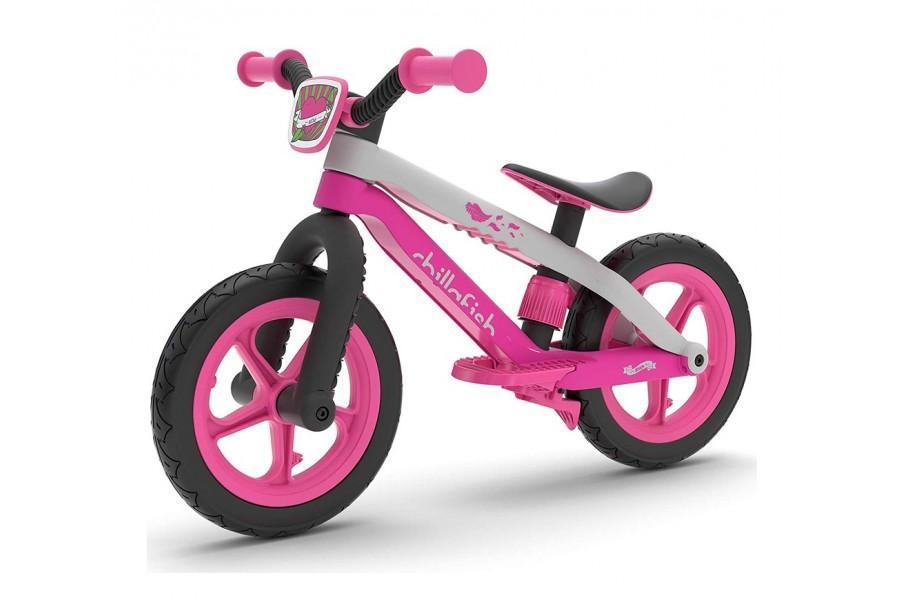 Bicicleta Chillafish Balance | BMXie2 | Rosada