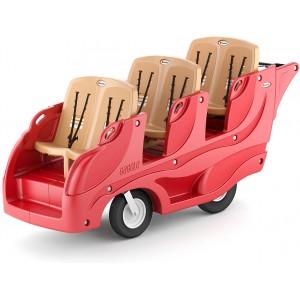 Carro de evacuación AVS para 6 Niños