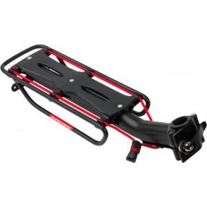 Parrilla Bicicleta Flotante Kross Negro