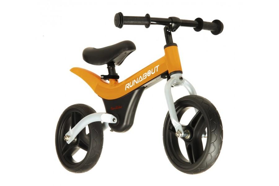 Bici sin pedal | RunAbout Bike |naranja