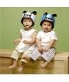 Casco de gateo para bebés Thudguard | Color Lila