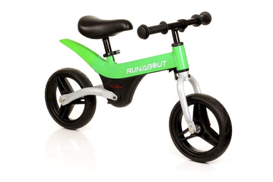 Bici sin pedal | RunAbout Bike | verde