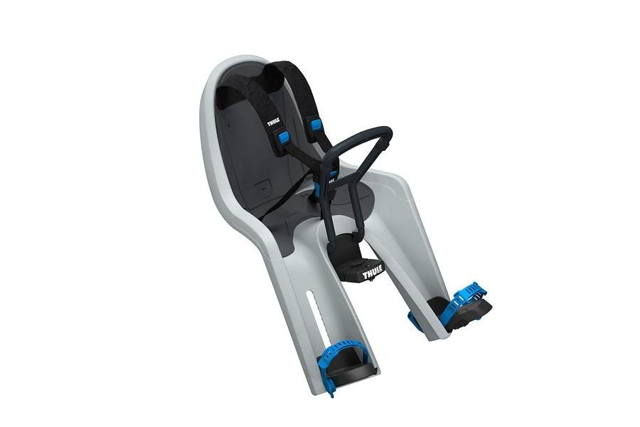 Silla delantera Thule RideAlong Mini | Flotante | Color Light Grey