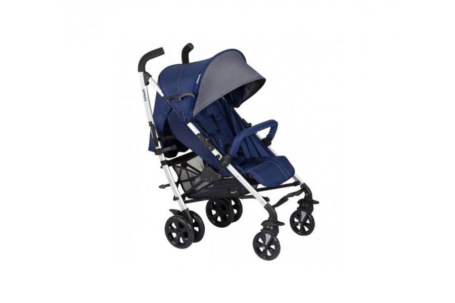 Coche Paseo City Stiching   Baby Infanti   azul