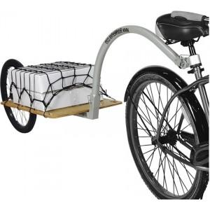 Remolque de bicicleta...