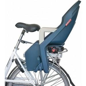 Silla trasera Guppy Maxi CFS   Parrilla   Color Azul - Crema