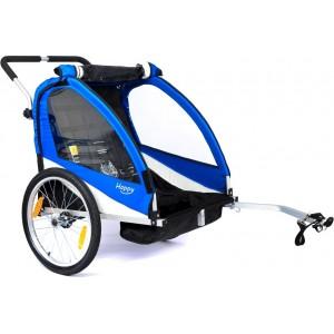 Carrito de paseo Happy   Azul