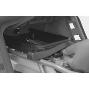 Silla trasera Polisport Koolah RMS | Parrilla | Color Gris - Crema